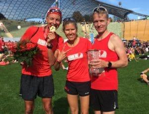 Die RUNNING Company Marathonvorbereitung macht dich zum Champion