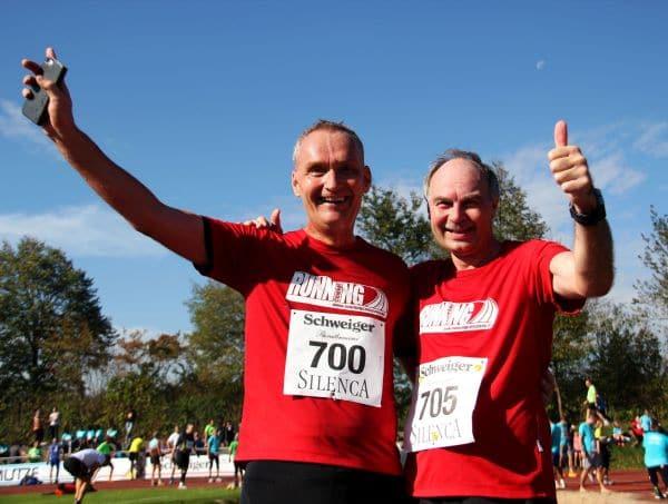 Mit deinem RUNNING Company Trainingsplan zum Lauferfolg