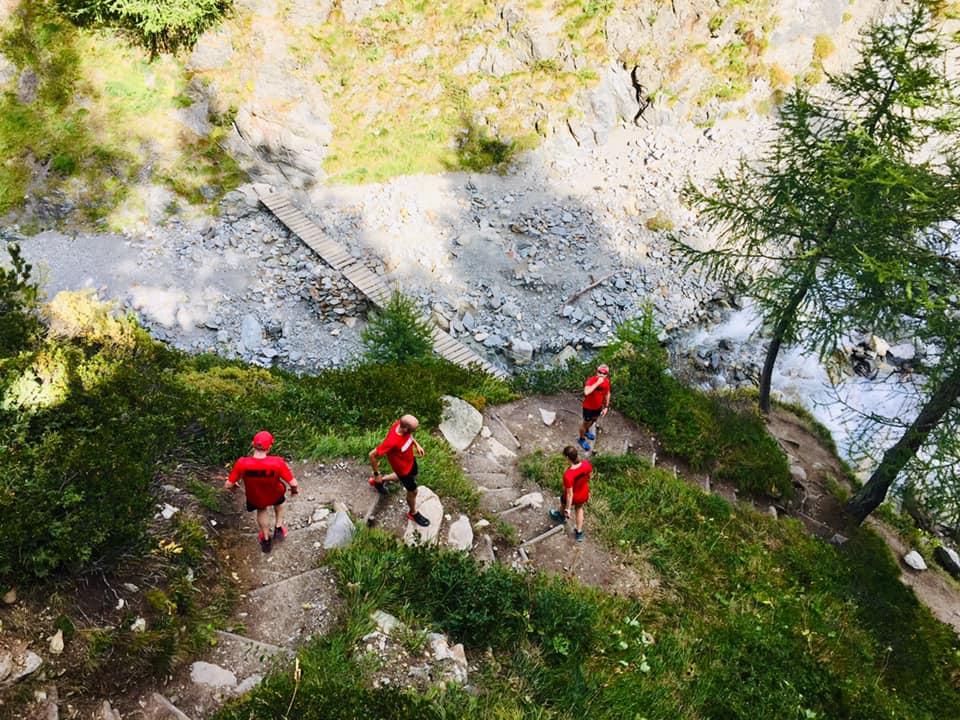Trailrunning im Laufcamp Höhentraining Livigno