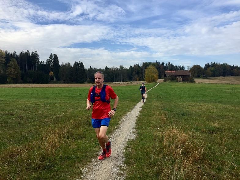 Laufcamp Chiemsee: Einsame Trails