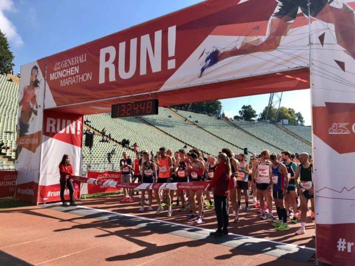 Genial, endlich wieder Marathon in München!