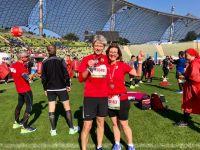 RUNNING Company_München Marathon_Andre mit Medaille